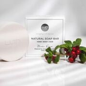 Luinliving soap bar hand, body and hair